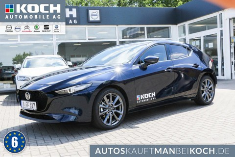 Mazda 3 2.0 S SKY-X MHyb S SEL DES-P P top