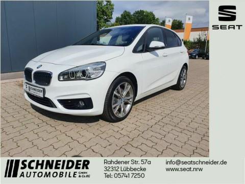 BMW 220 i Active Tourer Sportline Automatik