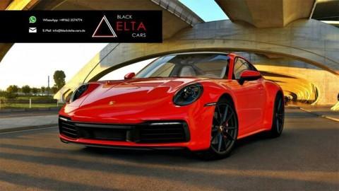 Porsche 911 992 Carrera 4S Coupé Chrono Lift GSD