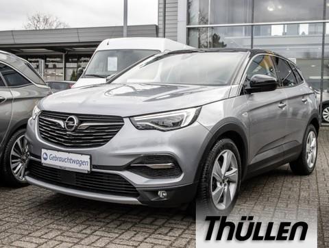 Opel Grandland X 1.6 Ultimate Vollleder