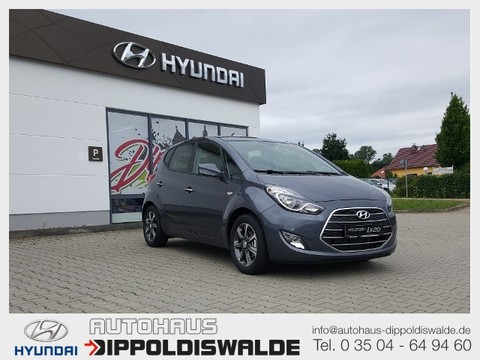 Hyundai ix20 1.4 Sonderedition YES (2017)