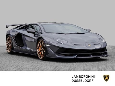 Lamborghini Aventador SVJ Coupe Ad Personam Grigio Telesto