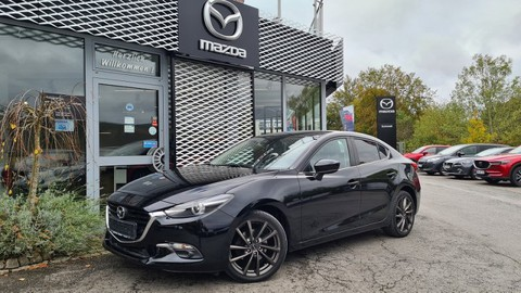 Mazda 3 Limousine Sports-Line inkl M S auf