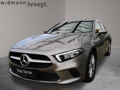 Mercedes-Benz A 180 d Progressive