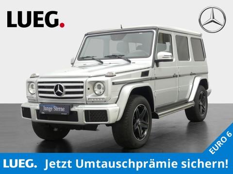 Mercedes G 350 d Trittb