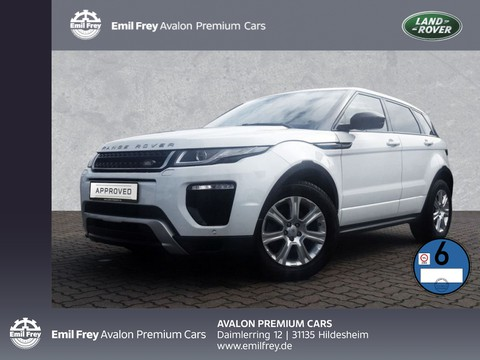 Land Rover Range Rover Evoque TD4 180PS SE Dynamic