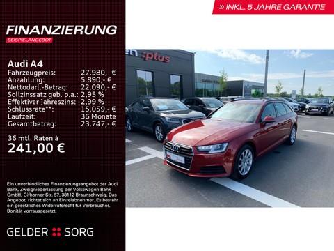 Audi A4 Avant 35 TDI