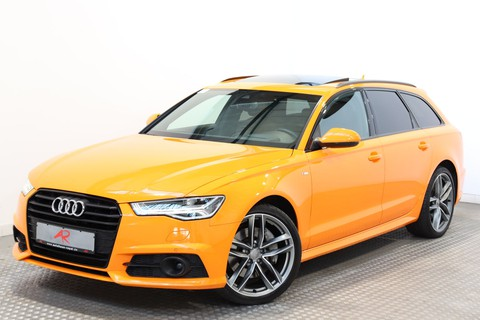 Audi A6 2.0 TFSI Avant S LINE