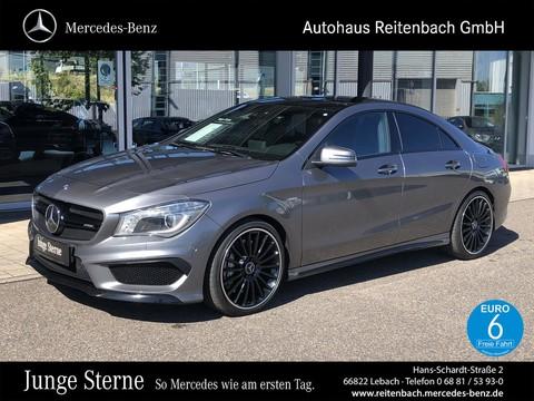 Mercedes-Benz CLA 45 AMG KLIMAUTOM