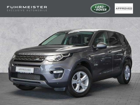 Land Rover Discovery Sport SD4 SE | Sichtpaket | |