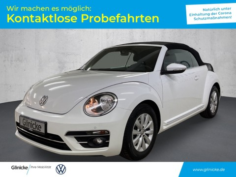Volkswagen Beetle 1.2 TSI Cabriolet Design vo hi Pure White