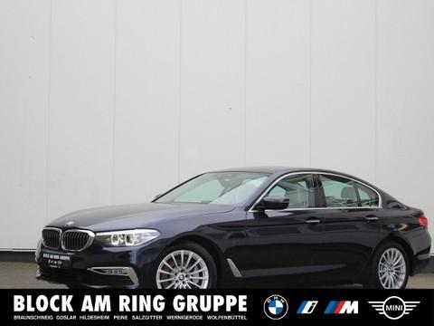 BMW 530 d Limousine Luxury Line Massage