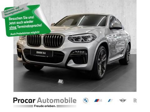 BMW X4 M40 d Komfortzg