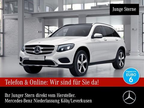 Mercedes-Benz GLC 250 d Exclusive AMG Fahrass