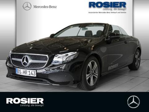 Mercedes-Benz E 220 d Cabrio Avantgarde