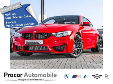 BMW M4 Coupe Competition Paket M Prof