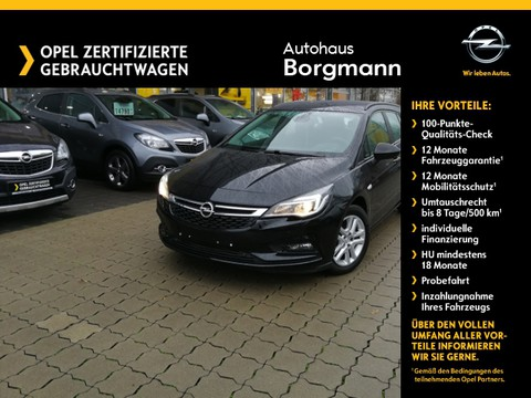 Opel Astra 1.4 ST Edition Turbo -