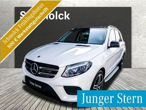 Mercedes-Benz GLE 350 d AMG DSTR ° NIGHT