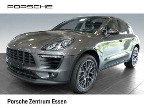 Porsche Macan Privacyverglasung Vorb