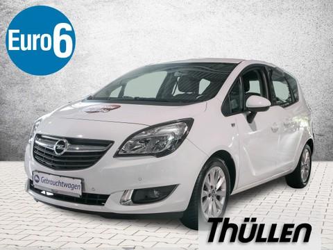 Opel Meriva 1.4 Style Automatik