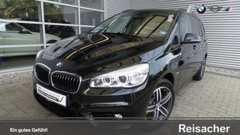 BMW 220 dA GT Sport