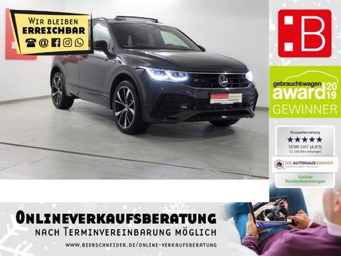 Volkswagen Tiguan 2.0 TDI 2x R-Line Black Style 20 STAND