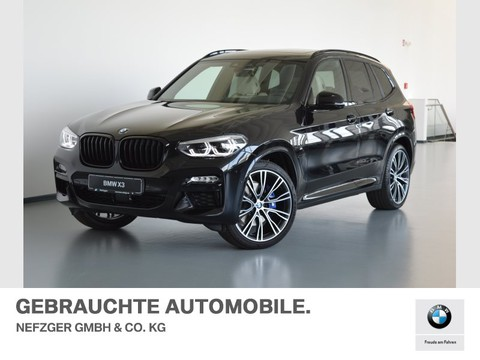 BMW X3 M40d Gestiksteuerung HK HiFi