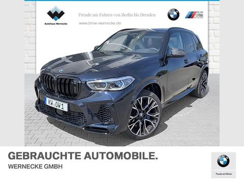 BMW X5 M Gestiksteuerung Night Vision B&W Surround