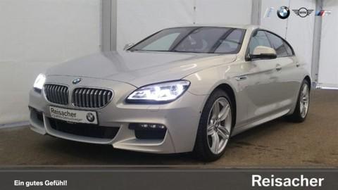 BMW 650 i A Gran Coupé
