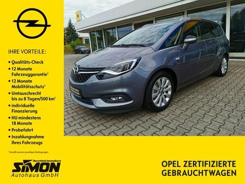 Opel Zafira 1.6 C Innovation Turbo 170PS