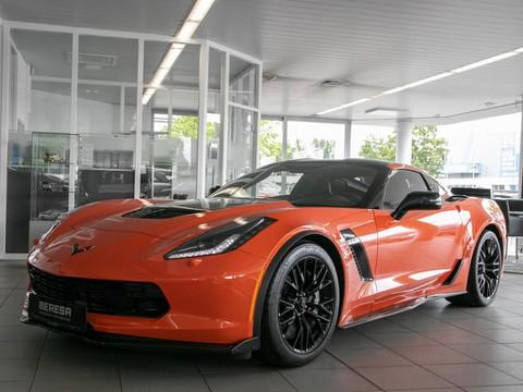 Corvette Z06 FINAL EDITION Carbon Schalter