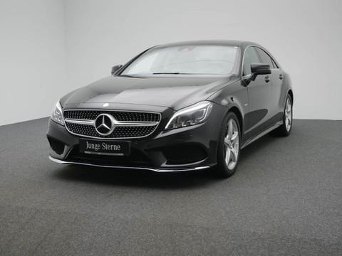 Mercedes-Benz CLS 350 d AMG Line
