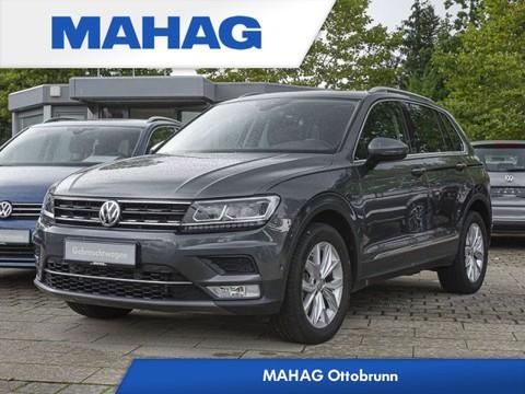 "Volkswagen Tiguan 2.0 TDI ""Highline"" EU6plus Side Lane Light el Spiegel klappbar Access 7x18 Reifen 235 55 18"