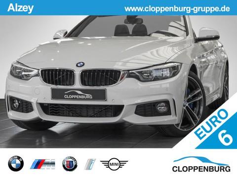 BMW 430 i Cabrio M Sportpaket HK HiFi
