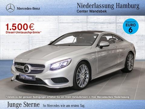 Mercedes S 500 Cp AMG Line