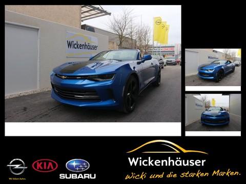 Chevrolet Camaro 2.0 L Cabriolet Turbo CAMAR HYPER BLUE
