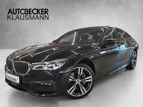 BMW 740 d xDrive M Sportpaket Laser