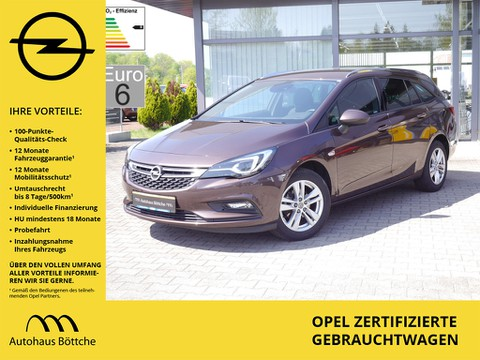 Opel Astra 1.4 ST Turbo Active