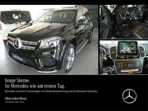 Mercedes GLS 350 d AMG PanoDach °