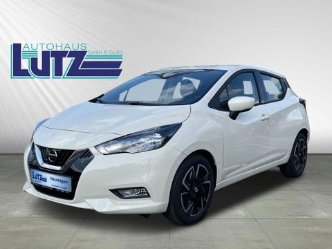 Nissan Micra 1.0 N-WAY IG-T EU6d