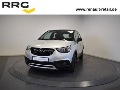 Opel Crossland X Innovation Inspektion neu