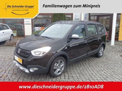Dacia Lodgy 1.6 SCe 100 Stepway
