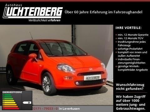 Fiat Punto 1.4 More El Fensterheber