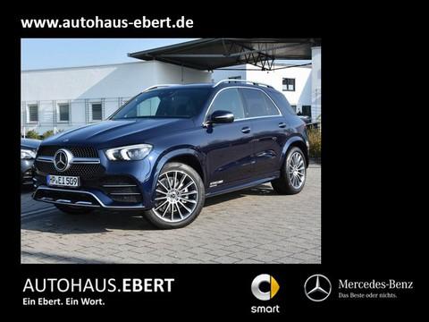 Mercedes-Benz GLE 350 d AMG-Line PSD