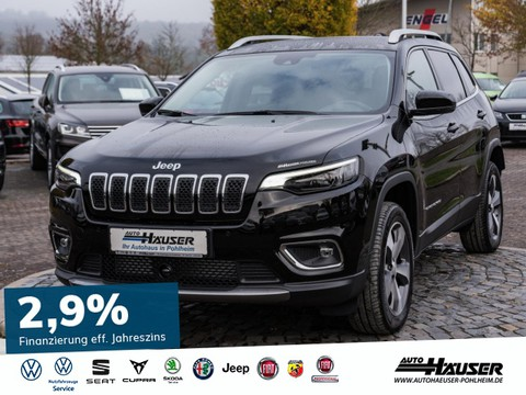 Jeep Cherokee 2.2 MultiJet Limited AT9 MY20