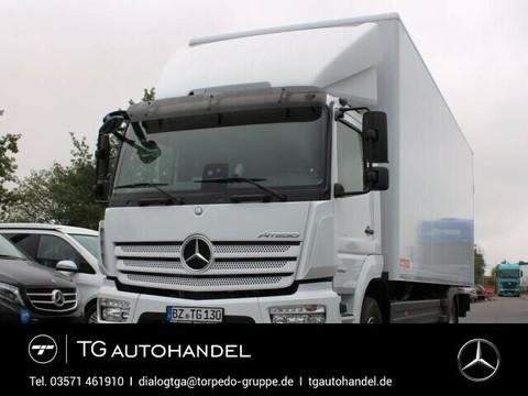 Mercedes Atego 1530 L KOFFER LBW Classic