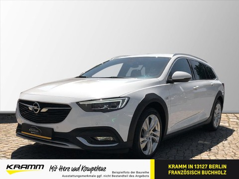 Opel Insignia CT 2.0 EXCLUSIVE D vorn
