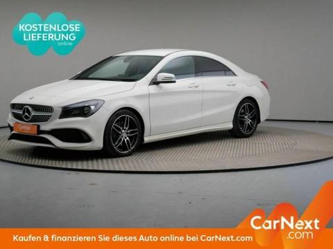 Mercedes-Benz CLA 220 d AMG Line