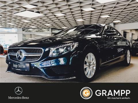 Mercedes-Benz S 450 Coupe MagicSky Swarovski Nightvision