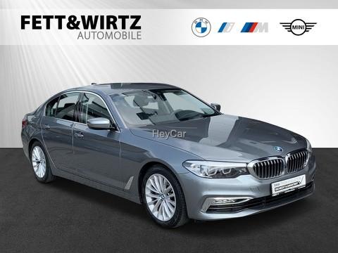 BMW 520 d Luxury Line Prof DA Hifi 18